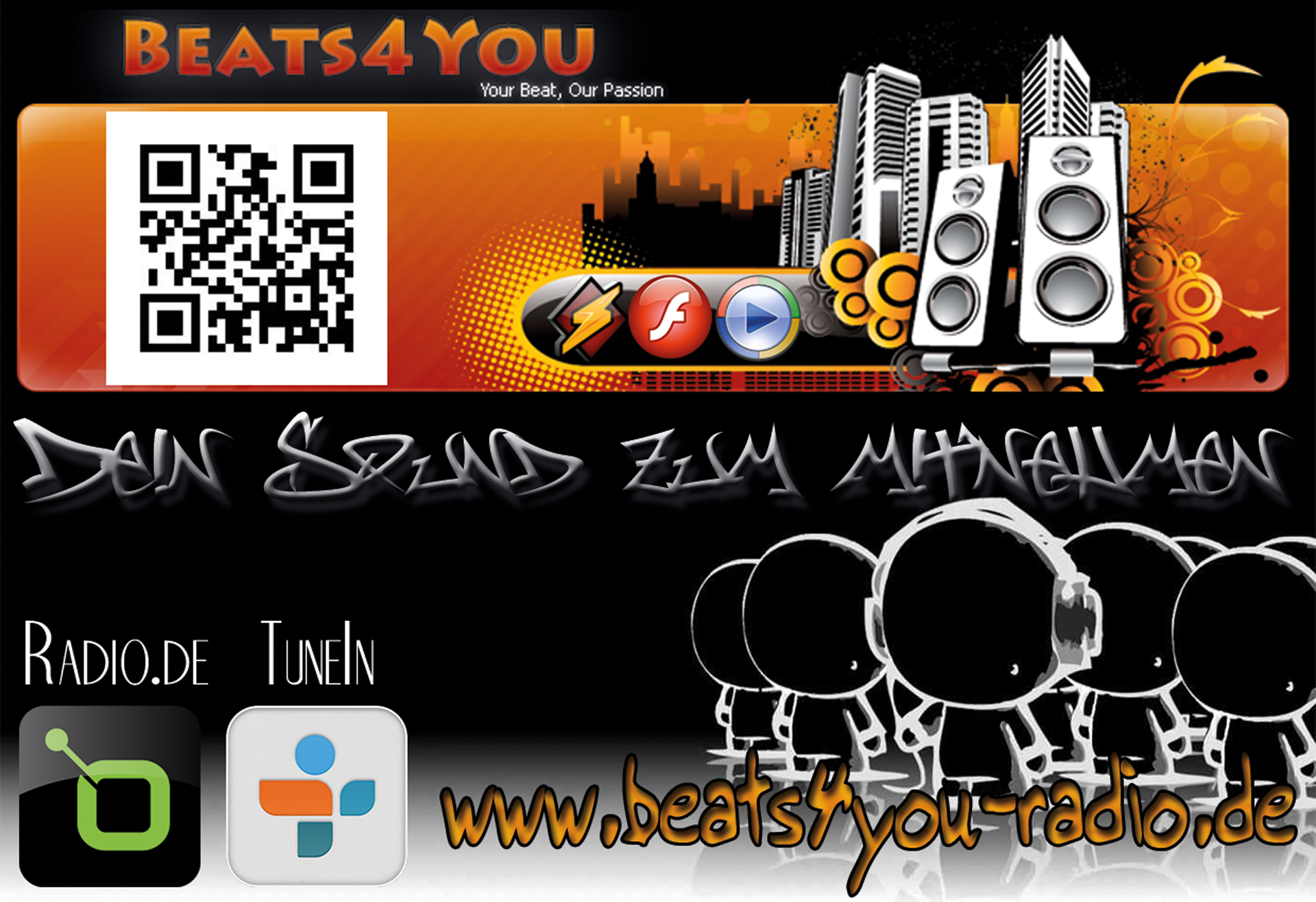 Beats4you Banner
